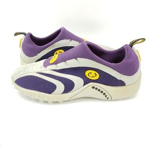 Merrell Sprint extrovert sz 6Y womens 7.5 Moc Shoe